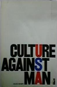 Maybe you'd like to read Culture against Man … (notice how there's USA in colored letters, right in the name of the book!)